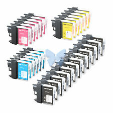 30 PACK LC65 Ink Set for Brother MFC-5890CN MFC-5895CW MFC-6490CW MFC-6890CDW