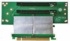 ARC27332X16C7 2U Dual Slot PCIE X16 Flexible 7cm Ribbon Riser Card