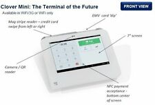 """New """"Clover Mini"""" Credit Card Machine Free with a New Merchant Service Account"""