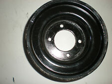 BMW E36 132mm water pump pulley for serpentine belt 320i 325i coupe sedan conver