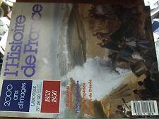 µ? Revue 2000 ans d'images Histoire France n°26 Napoleon III Empire Autoritaire