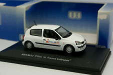 Universal Hobbies UH 1/43 - Renault Clio France Telecom