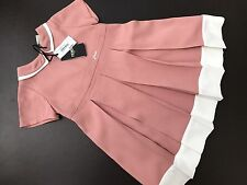 Fendi baby girls dress NWT 24M
