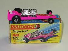 MATCHBOX SUPERFAST 64 Slingshot Dragster VNM in H1 Box