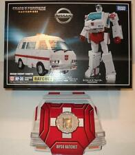 TRANSFORMERS TAKARA MASTERPIECE MP-30 RATCHET + COIN MISB