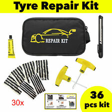 CAR VAN MOTORCYCLE TYRE TUBELESS PUNCTURE REPAIR KIT EMERGENCY TIRE KIT #03