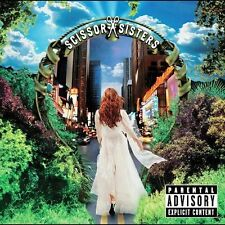 Scissor Sisters [PA] by Scissor Sisters (Cd Jul-2004)) NEW