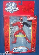 Power Rangers SPD Red Ranger New 15th Anniversary Edition 6.5 Inch