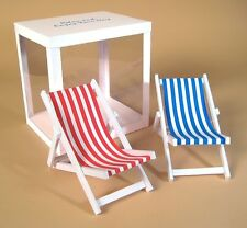 A4 Card Making Templates for 3D Deck Chair & Display Box by Card Carousel