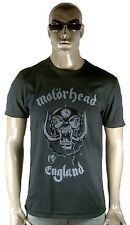 AMPLIFIED MOTÖRHEAD Skull ENGLAND Heavy Metal Rock Star Vintage T-Shirt g.M 48