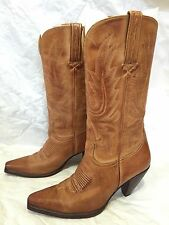 Charlie 1 horse by Lucchese Cowgirl Cowboy Western Boots Sz 9.5 B