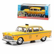 GREENLIGHT 1:43 FRIENDS THE TV SERIES PHOEBE BUFFAY'S 1977 CHECKER TAXI CAR