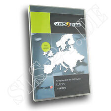BMW ROAD MAP High mk4 x3 e83 x5 e53 z4 e85 e86 z8 e53 VDO Europa Europe DVD 2015