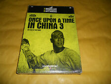 DVD-ONCE UPON A TIME IN CHINA 3-BRUCE LEE E IL GRANDE CINEMA DELLE ARTI N.25