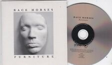 RACE HORSES FURNITURE RARE 11 TRACK PROMO CD