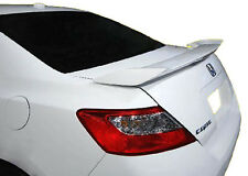 2006-2011 Honda Civic 2 Door Coupe Painted Factory SI Style Rear Spoiler Wing