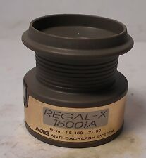 DAIWA REGAL-X 1500 IA SPARE SPOOL Exlnt Spin Fishing Reel PARTS Spinning PART