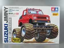 Tamiya 1:10 WR-02 Suzuki Jimny (SJ30) Wheelie w/ESC EP RC Car Off Road # 58531