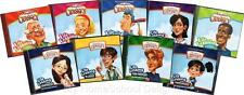New Adventures in Odyssey LIFE LESSONS Set Lot of 9 Audio CD Childrens Character