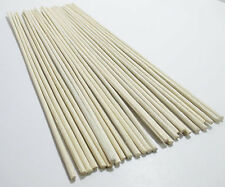 """25 Pcs.10""""Rattan Reed Diffuser Replacement Stick Oil Natural Spa Room Inn#SW018"""