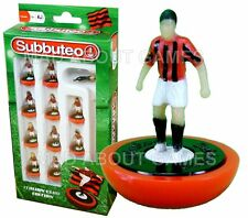 AC MILAN The New Subbuteo 2012 Football Soccer Team Game