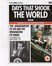 (FR414) Days That Shook The World - 2008 The Times DVD