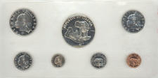 Liberia 1974 Gem Proof Set 7 pcs. in Mint Box with Elephant $5 silver