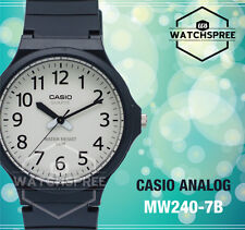 Casio Standard Analog Watch MW240-7B