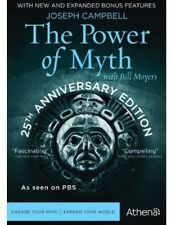 Joseph Campbell and the Power of Myth with Bill Moye DVD Region 1