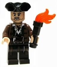 Lego Scrum Minifig 4194 Whitecap Bay Pirates of the Caribbean Black Pearl MINT!