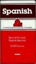 Spanish Pocket Dictionary by Frederick Browning Agard, Donald F. Sola and...
