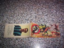 TEX STRISCIA SERIE MEFISTO N.8 ORIGINALE 1959 AUDACE M.BUONA TIPO ZAGOR RANGER
