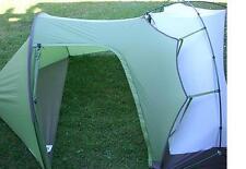 New MSR Nook Gear Shed Vestibule For Nook Tent Ultralight Backpacking