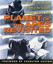 Planet of the Apes Revisited: The Behind-the-Scenes Story of the Class-ExLibrary