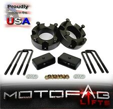"""2.5"""" Front and 2"""" Rear Leveling lift kit for 2007-2015 Toyota Tundra MADE IN USA"""