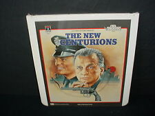 The New Centurions CED RCA SelectaVision VideoDiscs Brand New George C. Scott