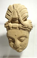 GANDHARA - MASQUE EN PIERRE - 2ND CENTURY AD - GANDHARAN MASK - CARVED STONE