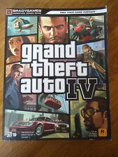 GUIDE OFFICIEL ** GTA GRAN THEFT AUTO IV 4  ** XBOX 360 PS3