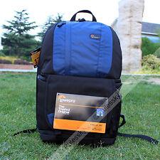 Lowepro Fastpack 350 DSLR Camera Photo Bag Backpack & 17'' Laptop Case (Blue)