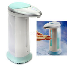 New Plastic Soap Cream Touchless Handsfree Auto Dispenser Hand-washing Device