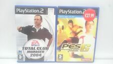 GTA GRAND THEFT AUTO VICE CITY + PES 4 PRO EVOLUTION SOCCER SONY PLAYSTATION PS2
