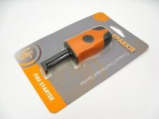 ULTIMATE Survival Technologies UST Orange SPARKIE Firestarter Survival Tool!