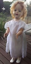 "Pedigree Brighton Belle 28"" Hard Plastic Doll"