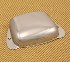 001-0108-000 Genuine Fender Chrome Bridge Cover Ashtray For Precision P Bass