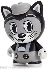"Tricky Cats 3"" Open Series - x1 Classic Tricky Figure / Figurine by Kidrobot"