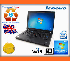 "LENOVO THINKPAD T400 14"" LAPTOP CORE 2 DUO 2.4GHz 4GB RAM 160Gb WIN 7 PRO, 11"