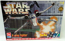 STAR WARS : A NEW HOPE : X-WING FIGHTER  MODEL KIT BY AMT/ERTL  (MI)