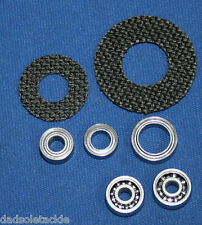 Shimano Chronarch 100SF 100MG Super Tune Kit Abec 7 Bearings Carbon Drags K55