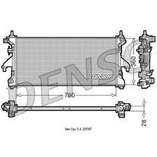Refroidisseur, moteur refroidissement Denso drm21101