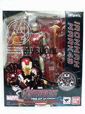 Bandai S.H.Figuarts Marvel Avengers Age of Ultron IRONMAN MARK 43 action figure